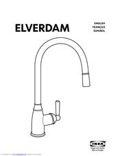 Ikea ELVERDAM AA-233304-5 Manuals