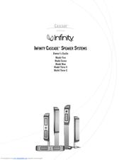 Infinity Cascade 5 Manuals