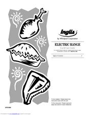 Inglis Range Manuals