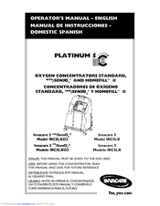 Invacare PLATINUM 5 Manuals