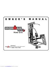 Ironman Fitness 600g Manuals