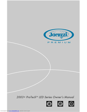 Jacuzzi J-320 Manuals