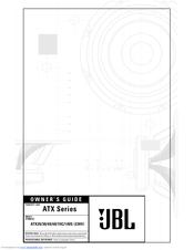 Jbl ATX40 Manuals