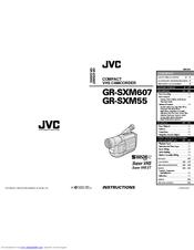 Jvc GR-FXM37 Manuals
