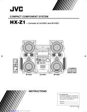 Jvc HX-Z1 Manuals