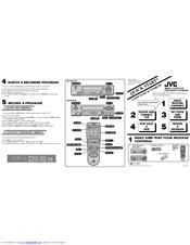 Jvc HR-VP673U Manuals