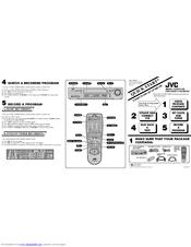 Jvc HR-S7600AM Manuals
