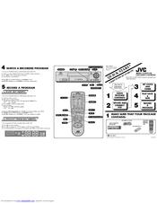 Jvc HR-VP683U Manuals