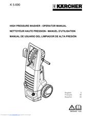 Karcher K 3.690 Manuals