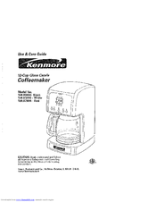 Kenmore 100.80006 Manuals