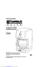 Kenmore ELITE 100.90006 Manuals