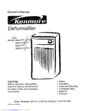 Kenmore 5045 Manuals