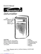Kenmore 5045 Manuals