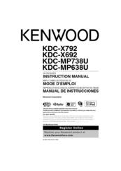 Kdc X692 Wiring Diagram : 23 Wiring Diagram Images