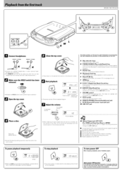 Kenwood DPC-981 Manuals