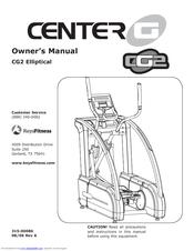Keys Fitness Center G CG2 Manuals