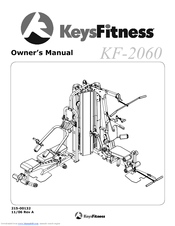 Keys Fitness Power System KF-2060 Manuals