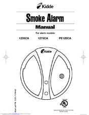 Kidde 1235CA Manuals