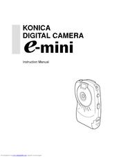 Konica Minolta MAXXUM 5D Manuals