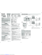 Panasonic VL-SWD501EX Manuals