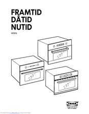 Ikea FRAMTID MW6 Manuals