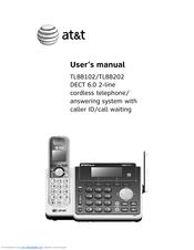At&t TL88102 Manuals