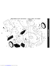 Craftsman 917.370650 Manuals