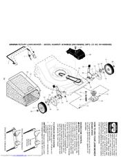 Ariens A160H22 (96146000) Manuals