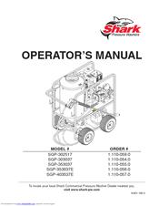 Shark SGP-353037 Manuals