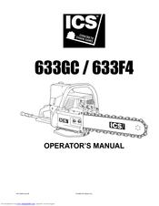 Ics 633GC Manuals