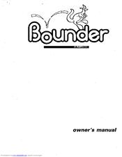 Fleetwood Bounder Manuals