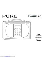 Pure Evoke-2XT Manuals
