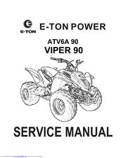 E-ton VIPER 90 Manuals