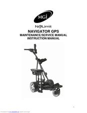 Mgi NAVIGATOR GPS Manuals