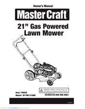 Mastercraft SP-PM137GMC Manuals