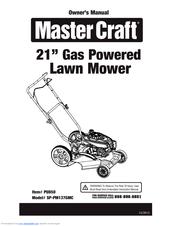 Mastercraft PU850 Manuals