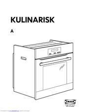 Ikea KULINARISK Manuals