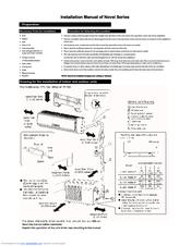 Haier HSU12VHG(DB)-W Manuals