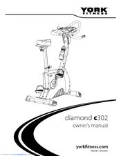 York Fitness diamond c302 Manuals