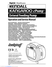 Kendall KANGAROO ePump Manuals