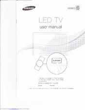 Samsung UN60ES6500 Manuals