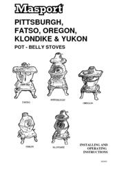 Masport Oregon Manuals