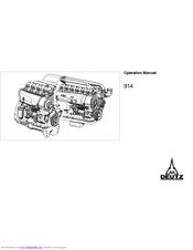 Deutz 914 Manuals