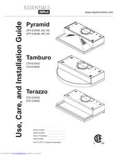 Zephyr ZTE-E36AS Manuals