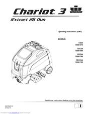 Windsor Chariot 3 iExtract 26 Duo Manuals