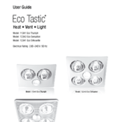 Ixl Tastic Original Wiring Diagram 7 Pin Trailer Uk Eco 1341 User Manual Pdf Download