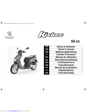 Peugeot Kisbee Manuals