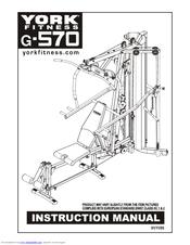 York Fitness G-570 Manuals