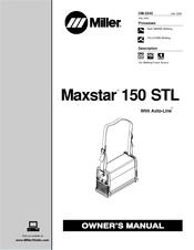 Miller Maxstar 150 STL Manuals