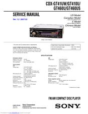 sony cdx gthd wiring diagram sony automotive wiring diagram likewise sony cdx gt320 wiring diagram sony home wiring diagrams besides sony xplod cdx gt08 wiring